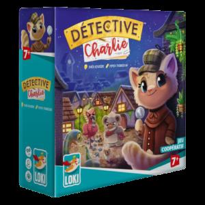 Détective Charlie - JOUE ATOUT
