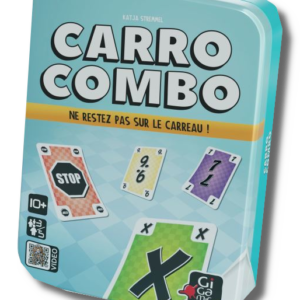 JOUE ATOUT - CARRO COMBO