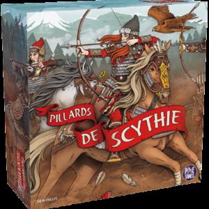 Pillards de Scythie - JOUE ATOUT