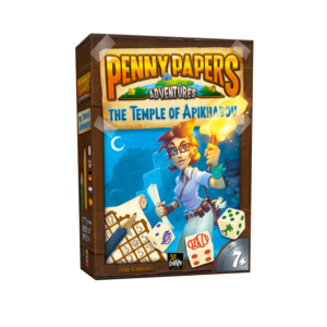 Penny Papers Adventures : The Temple of Apikhabou - JOUE ATOUT