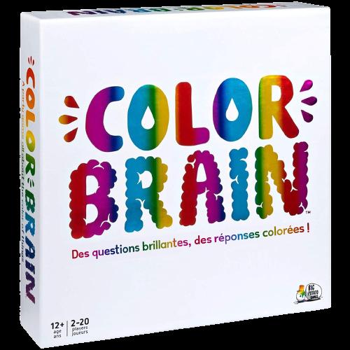 COLOR BRAIN - JOUE ATOUT