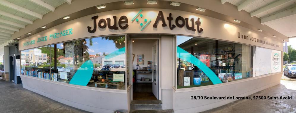 JOUE ATOUT - BOUTIQUE DE JEUX - SAINT-AVOLD