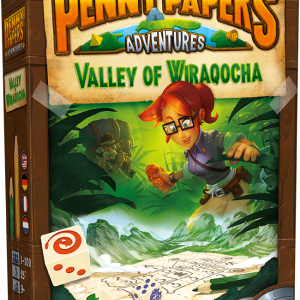 Penny Papers Adventures : Valley of Wiraqocha - JOUE ATOUT