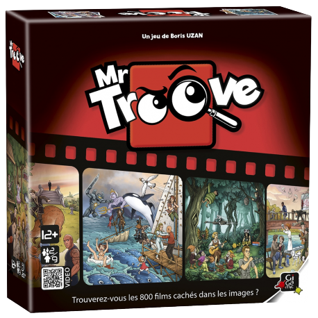 MR TROOVE - JOUE ATOUT