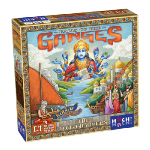 Rajas of the Gange - The Dice Charmers - JOUE ATOUT