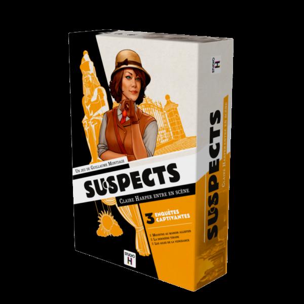 SUSPECTS - JOUE ATOUT