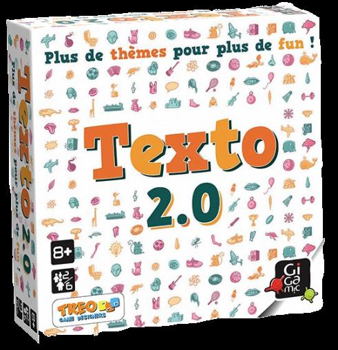 TEXTO 2.0 - JOUE ATOUT