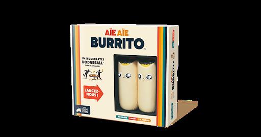 Aïe Aïe Burrito - JOUE ATOUT