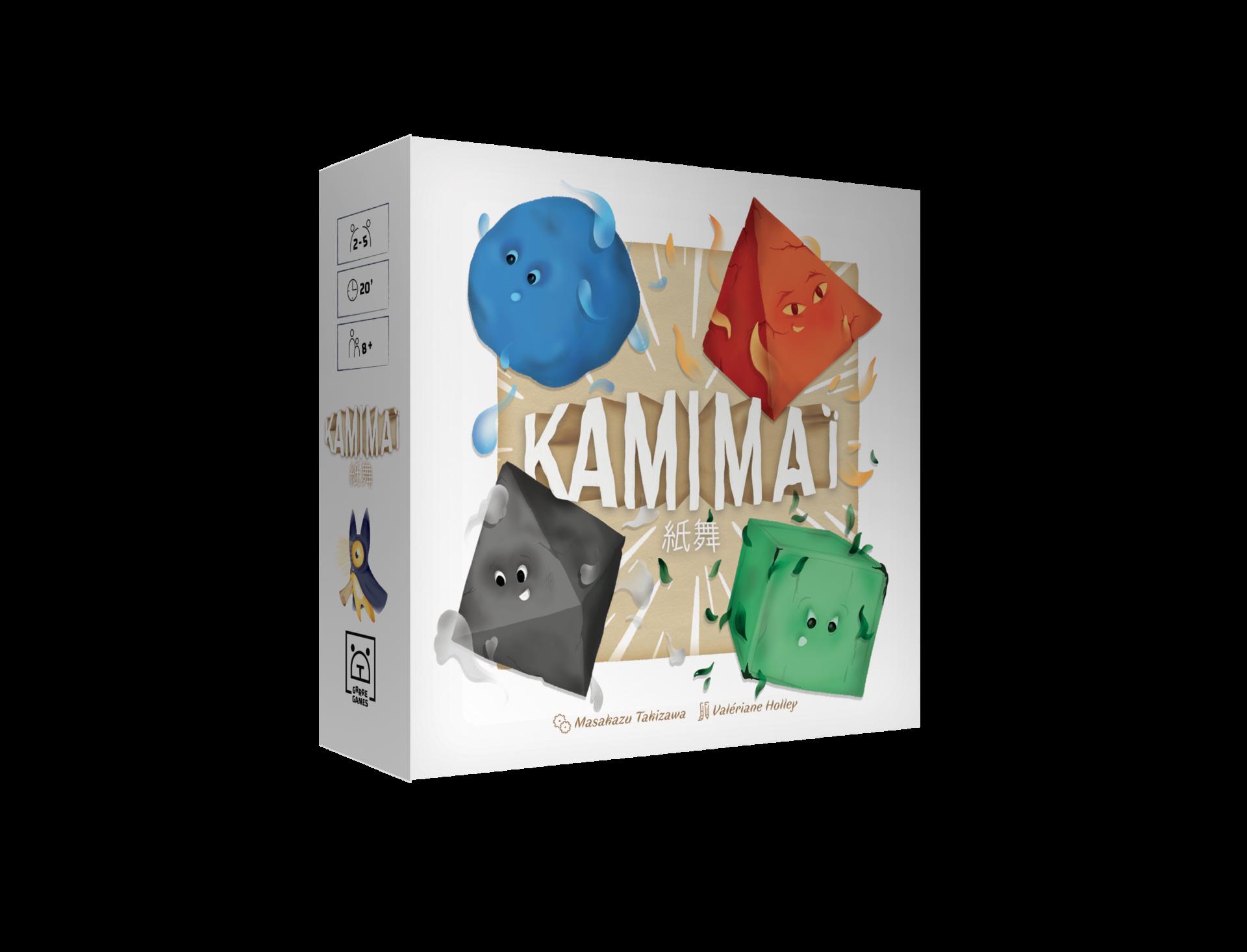 KamiMaï - JOUE ATOUT