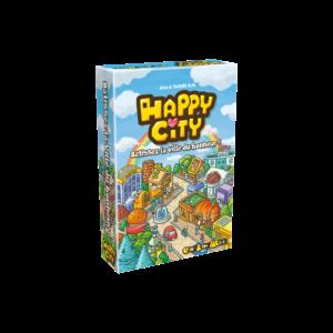 Happy city - JOUE ATOUT